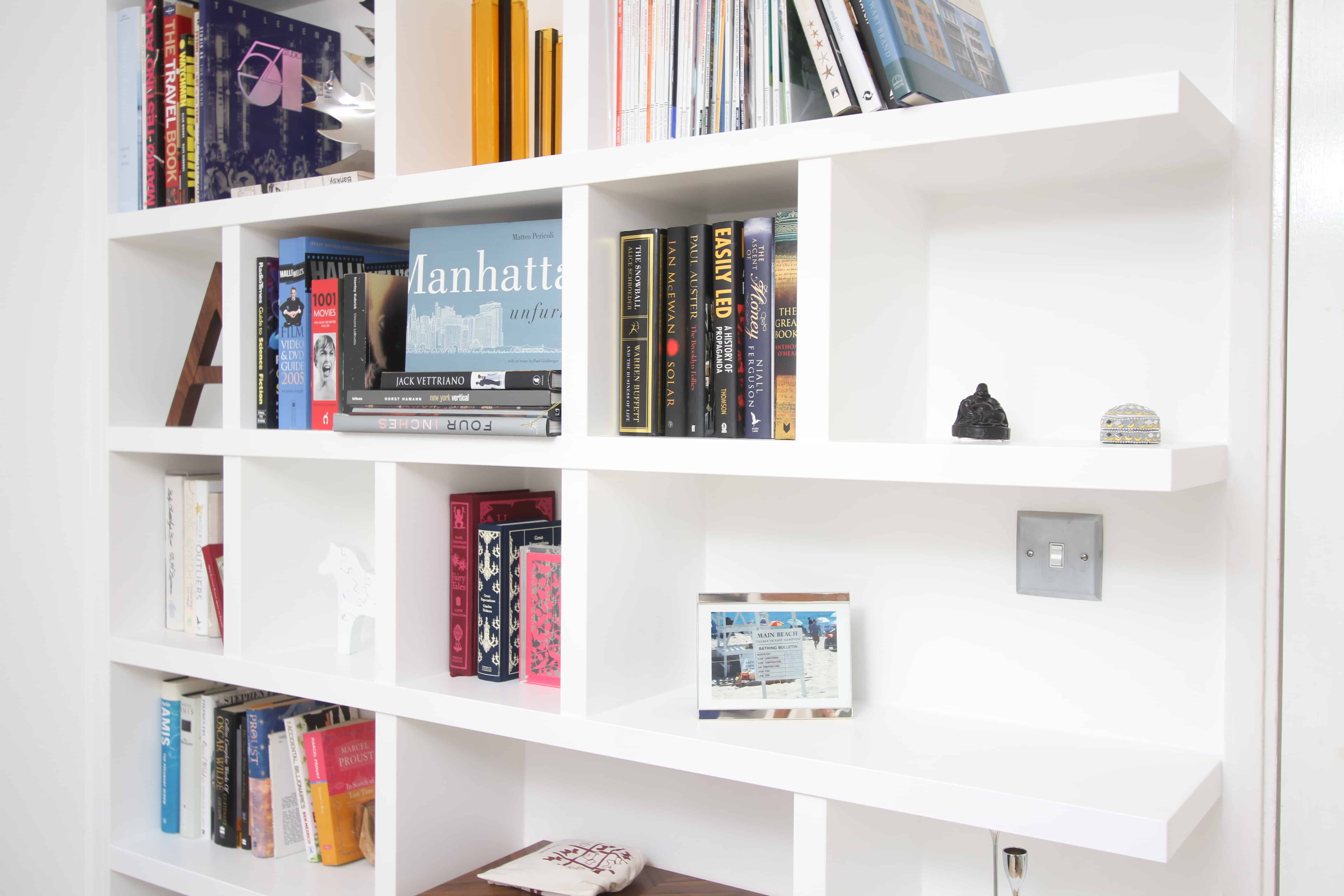 Small Bedroom Shelving Ideas Part - 27: View Larger Image