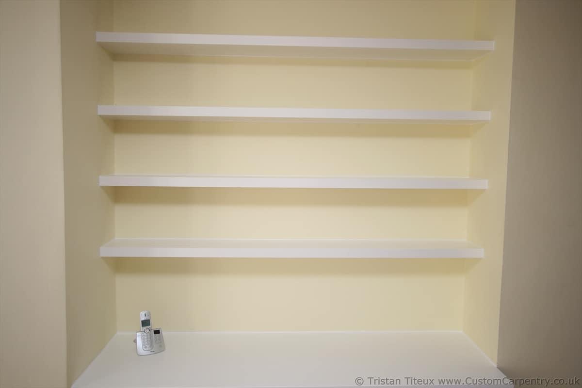 fitted floating shelves empatika rh empatika uk thick wooden wall shelves Thick Glass Shelves 1