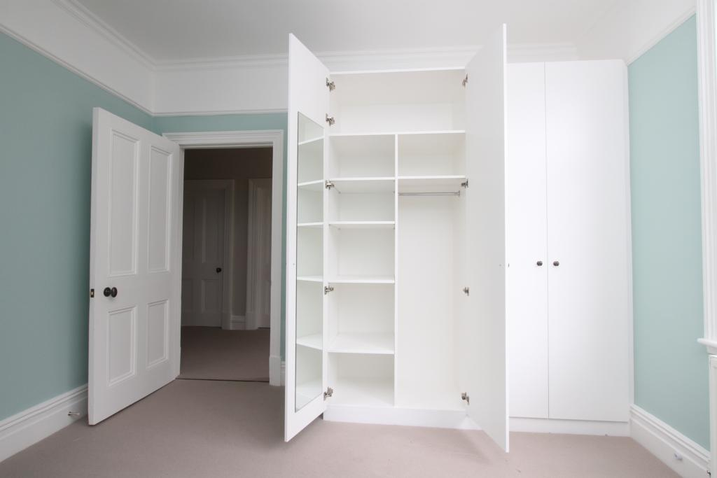 ideas for attic doors - Formaldehyde Free Bespoke Wardrobes Empatika