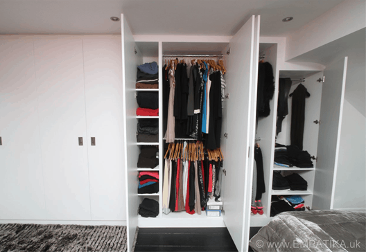 Pro Tips For Organising Your Wardrobe